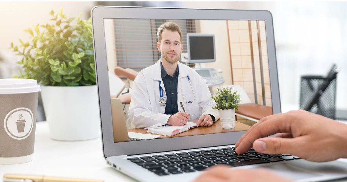 Telemedicine today and Men`s Health